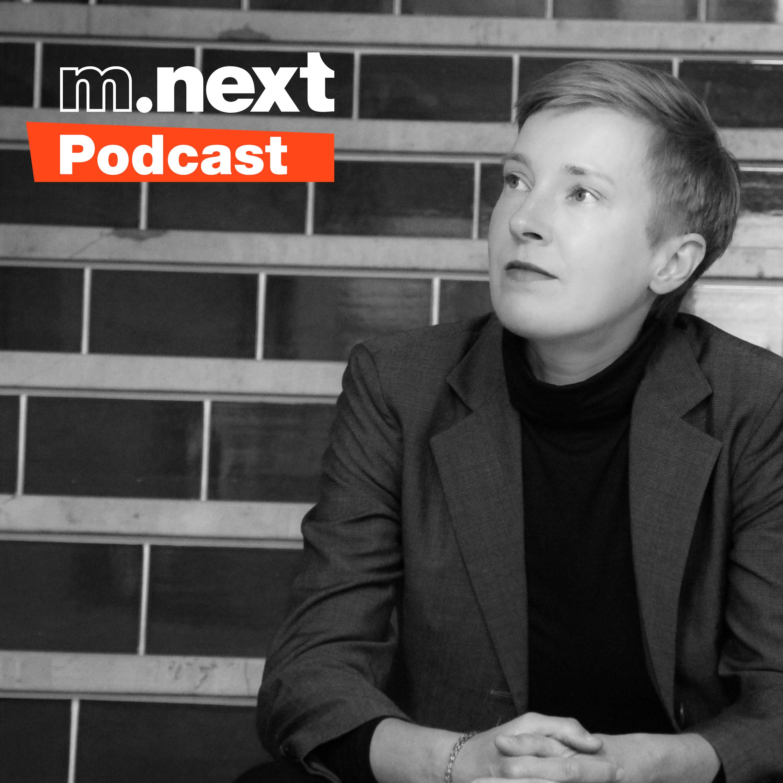 Cover Podcast Episode 2 Anja Kirig