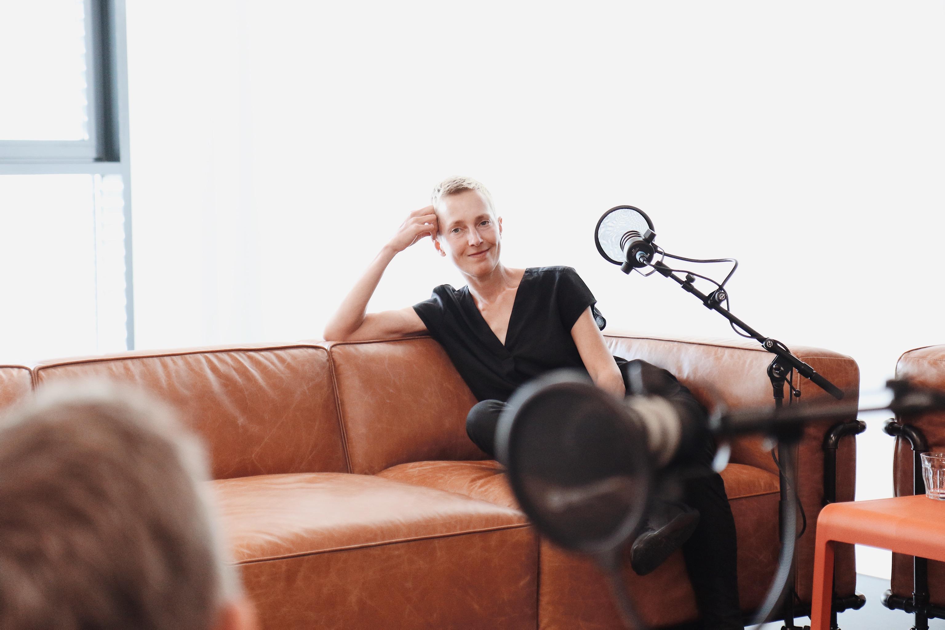 Anja Kirig m.next Podcast